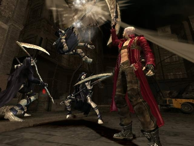 Devil May Cry 3 Dante's Awakening Video Game