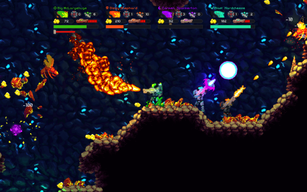 Hive Jump Screenshots