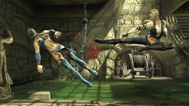 Mortal Combat 9 Video Game