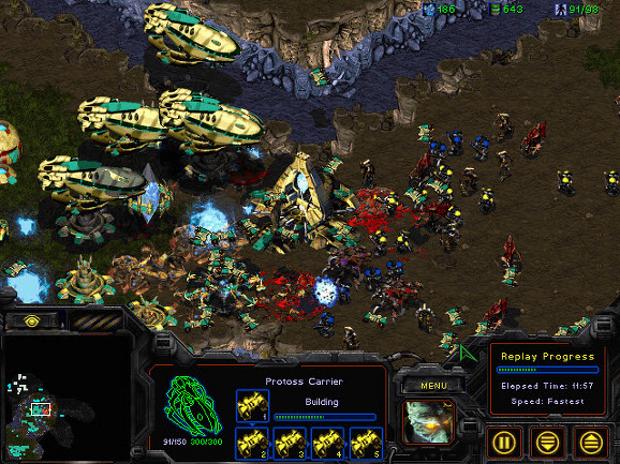 StarCraft Full Version