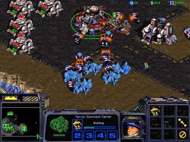 StarCraft Video Game