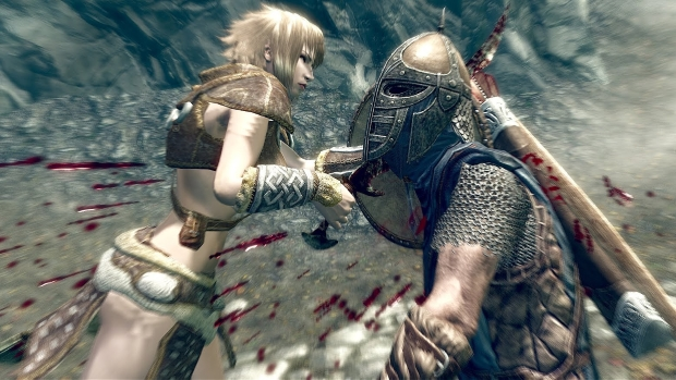 The Elder Scrolls V Skyrim Screenshot