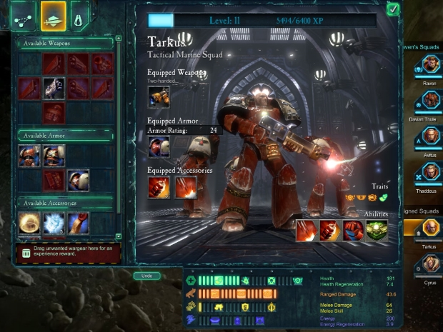 Warhammer 40000 Dawn of War 2 Screenshots