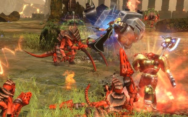Warhammer 40000 Dawn of War 2 Video Game