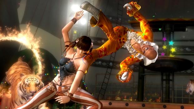 Dead or Alive 5 Last Round Screenshots