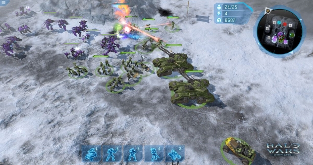 Halo Wars Definitive Edition Video Game