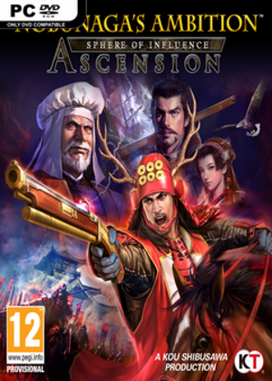 NOBUNAGAS AMBITION Sphere of Influence Free Download