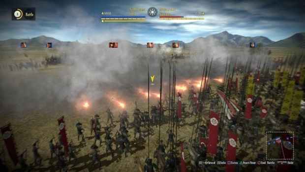 NOBUNAGAS AMBITION Sphere of Influence Full Version
