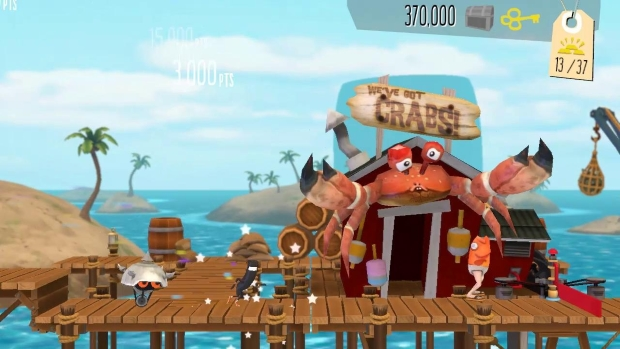 Runner 2 Video Game