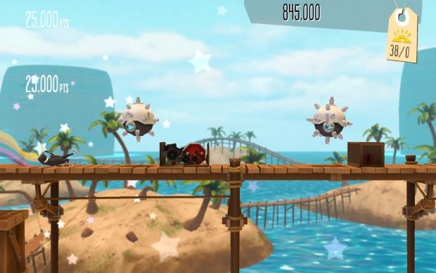 Runner 3 Screenshots