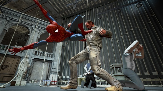 The Amazing SpiderMan 2 Video Game