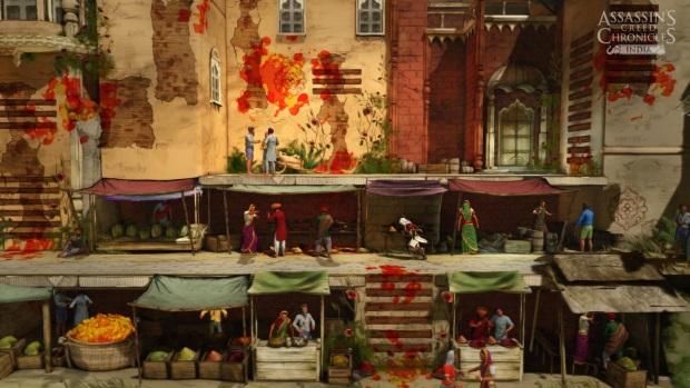Assassins Creed Chronicles Screenshots