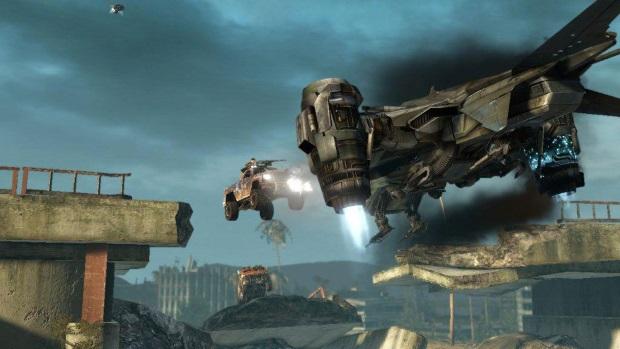 Terminator Salvation Video Game