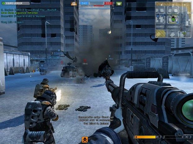 Battlefield 2142 Video Game