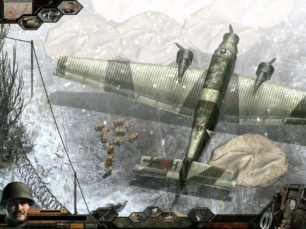 Commandos 3 Destination Berlin Screenshots