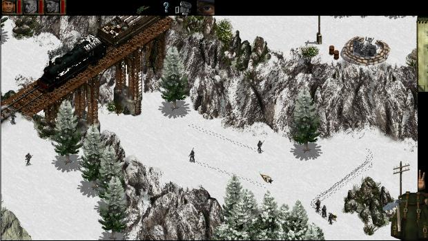 Commandos Beyond the Call of Duty Screenshots