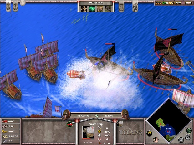 Age of Mythology Video Game