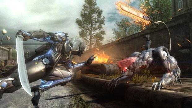 Metal Gear Rising Revengeance Full Version