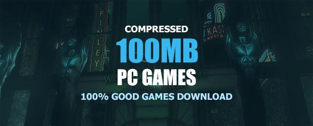 100MB PC Games Free Download