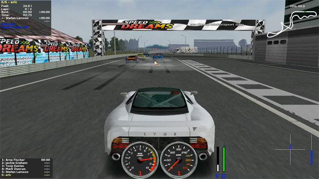 Speed Dreams Full Version