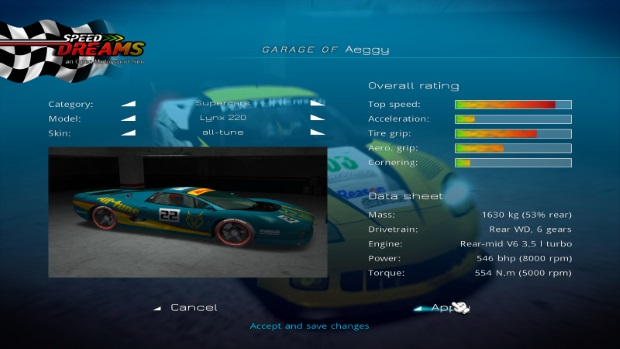 Speed Dreams Screenshots