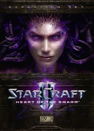 StarCraft 2 Heart of the Swarm Free Download