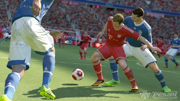 Pro Evolution Soccer 2014 Full Version