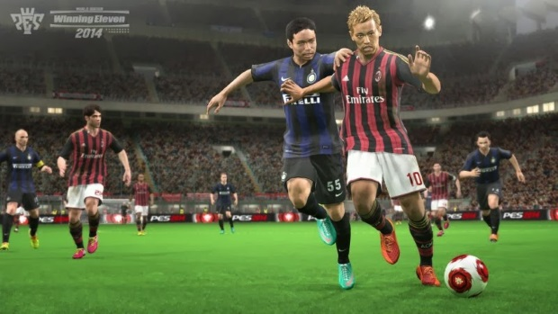 Pro Evolution Soccer 2014 Screenshots