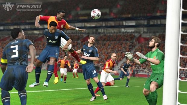 Pro Evolution Soccer 2014 Video Game