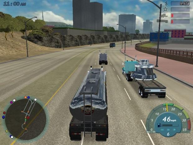 18 Wheels Of Steel Convoy Full Version