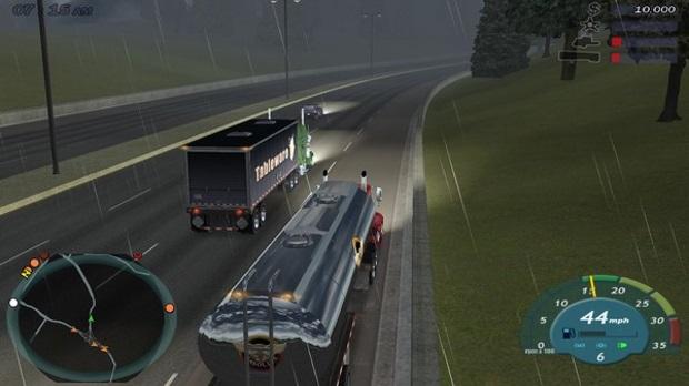 18 Wheels Of Steel Convoy Screenshots