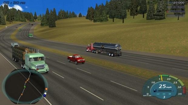 18 Wheels Of Steel Convoy Video Game