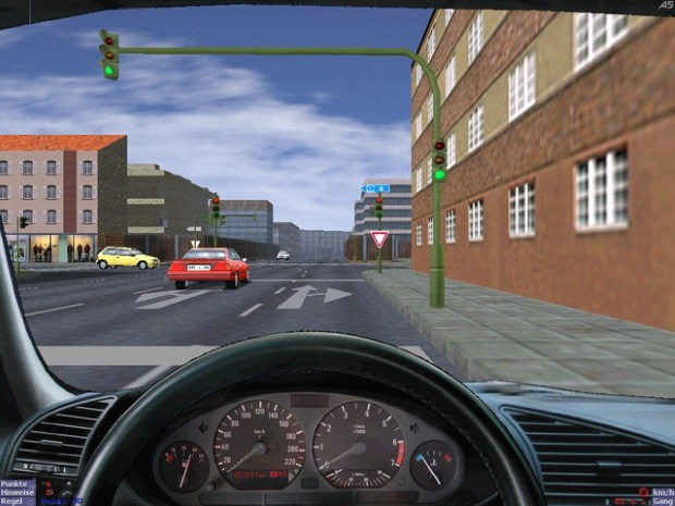 3D Driving School Europe Edition 5.1 Screenshots