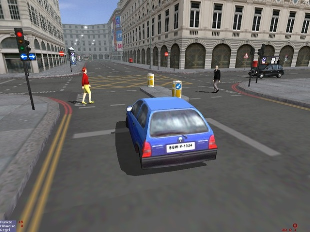 3D Driving School Europe Edition 5.1 Video Game