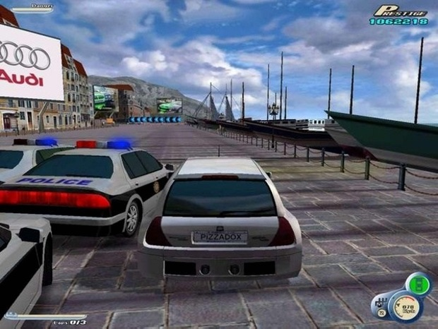 City Racer Video Game
