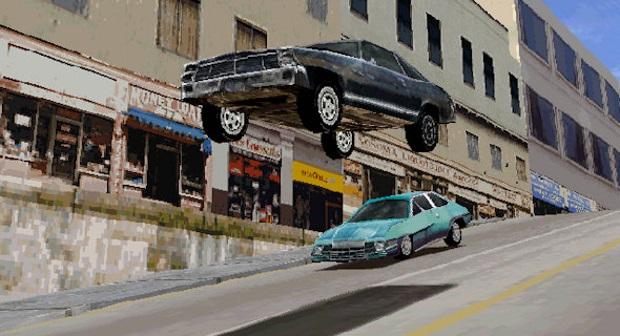 Drive You Are The Wheelman Screenshots