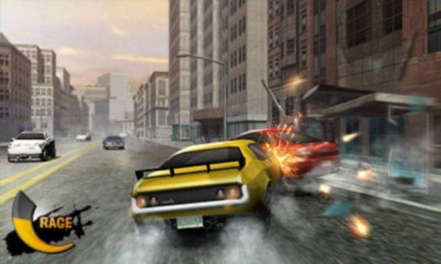 Drive You Are The Wheelman Video Game
