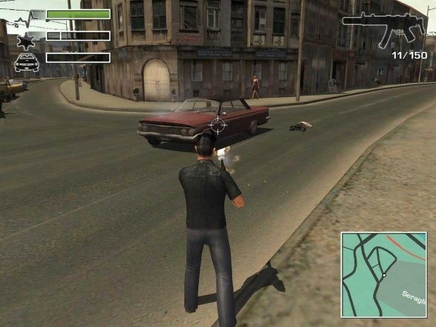 Driver 3 Screenshots