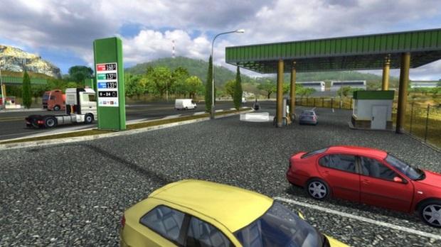 Euro Truck Simulator Screenshots