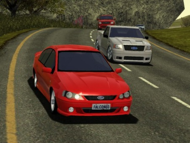Ford Racing 3 Video Game