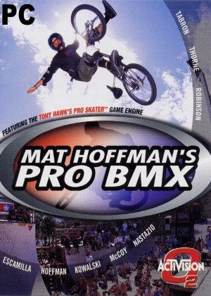 Mat Hoffmans Pro Bmx Free Download