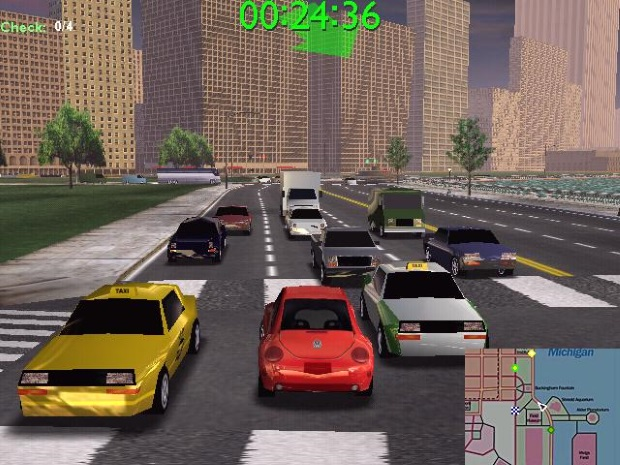 Midtown Madness Video Game