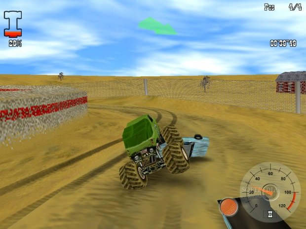 Monster Truck Fury Video Game