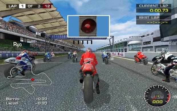 Motogp 2 Screenshots