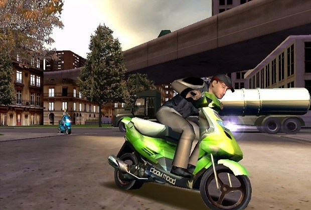 Scooter War3z Video Game