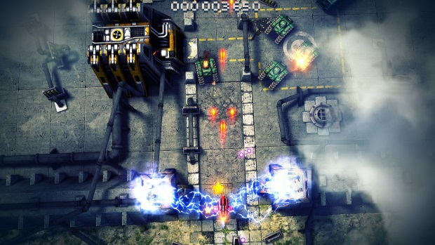 Sky Force Reloaded Video Games