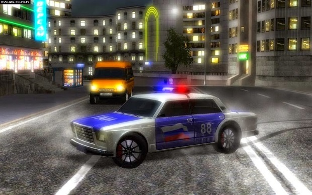 Street Racer vs Police Screenshots