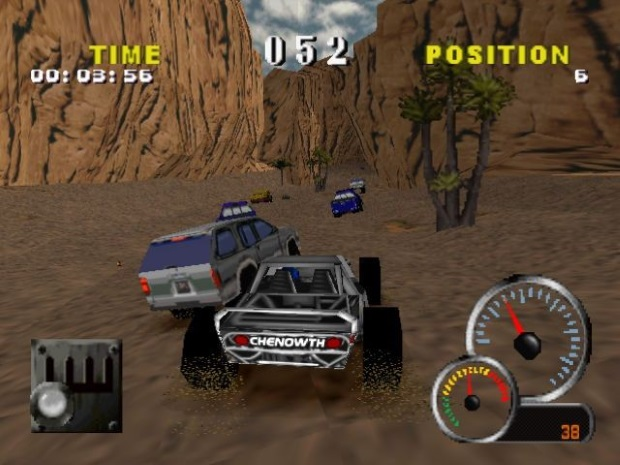 Test Drive Offroad 2 Screenshots