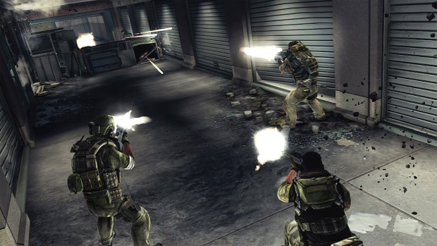 Tom Clancys Ghost Recon Future Soldier Full Version