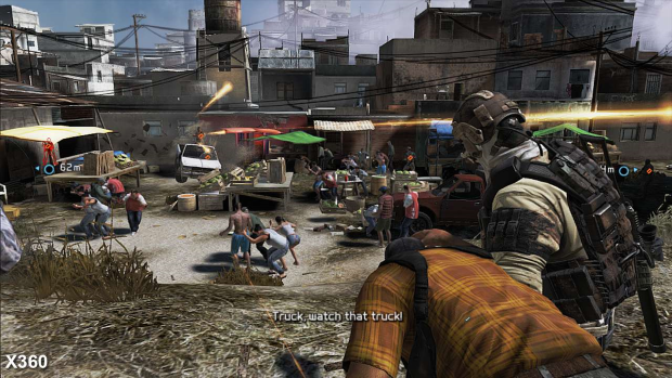 Tom Clancys Ghost Recon Future Soldier Screenshots